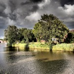 Dramatic Tone on Greetsieler Canals