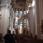 Nave in Passau's Cathedral