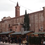 Christmas Market in Bassano del Grappa