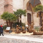Nativity Scene in Bassano del Grappa