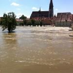 Donau Jahninsel & Ufer Southward
