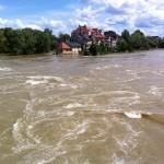 Donau Current & Unterer Wöhrd Eastward