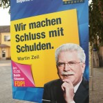 Election season in Germany