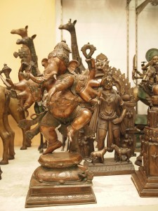 Indian Art Statues